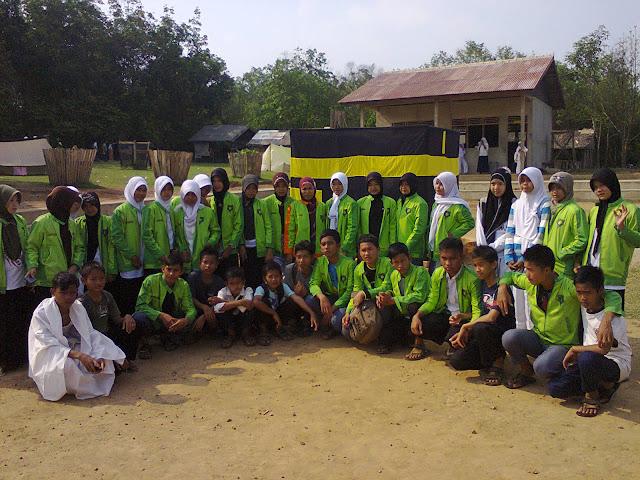manasik haji di Pondok Pesantren Al-Furqon  Pampangan OKI