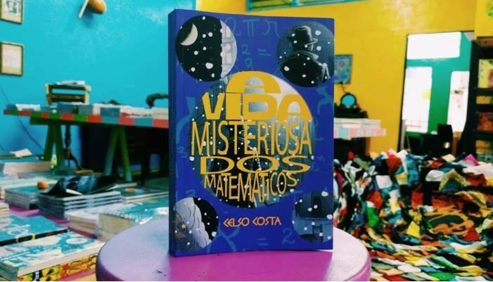 Lançamento dos livros: Raciocínio Lógico – 270 questões resolvidas, A vida misteriosa dos matemáticos, Encontros entre Contos