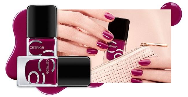Catrice Cosmetics - esmaltes iconnails de 7 días de duración
