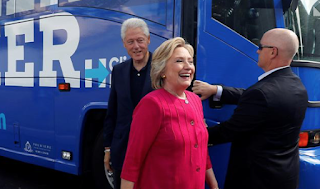 Hillary & Bill Clinton: Greed, Corruption, Power, Cynicism, Endlessly