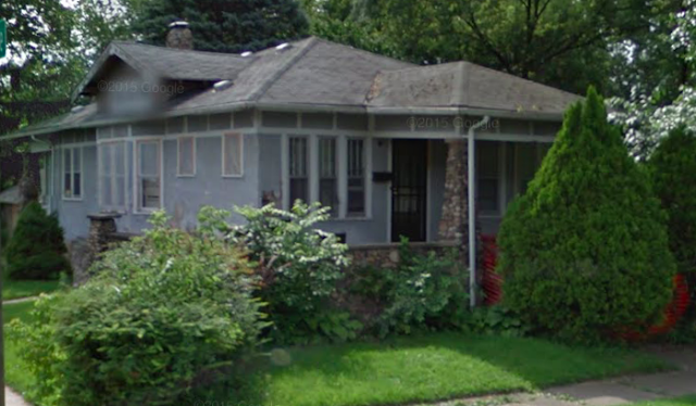 possible Sears Hawthorne bungalow