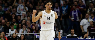 Euroleague: Watch Real Madrid vs Panathinaikos live Stream Today 19/12/2018 online