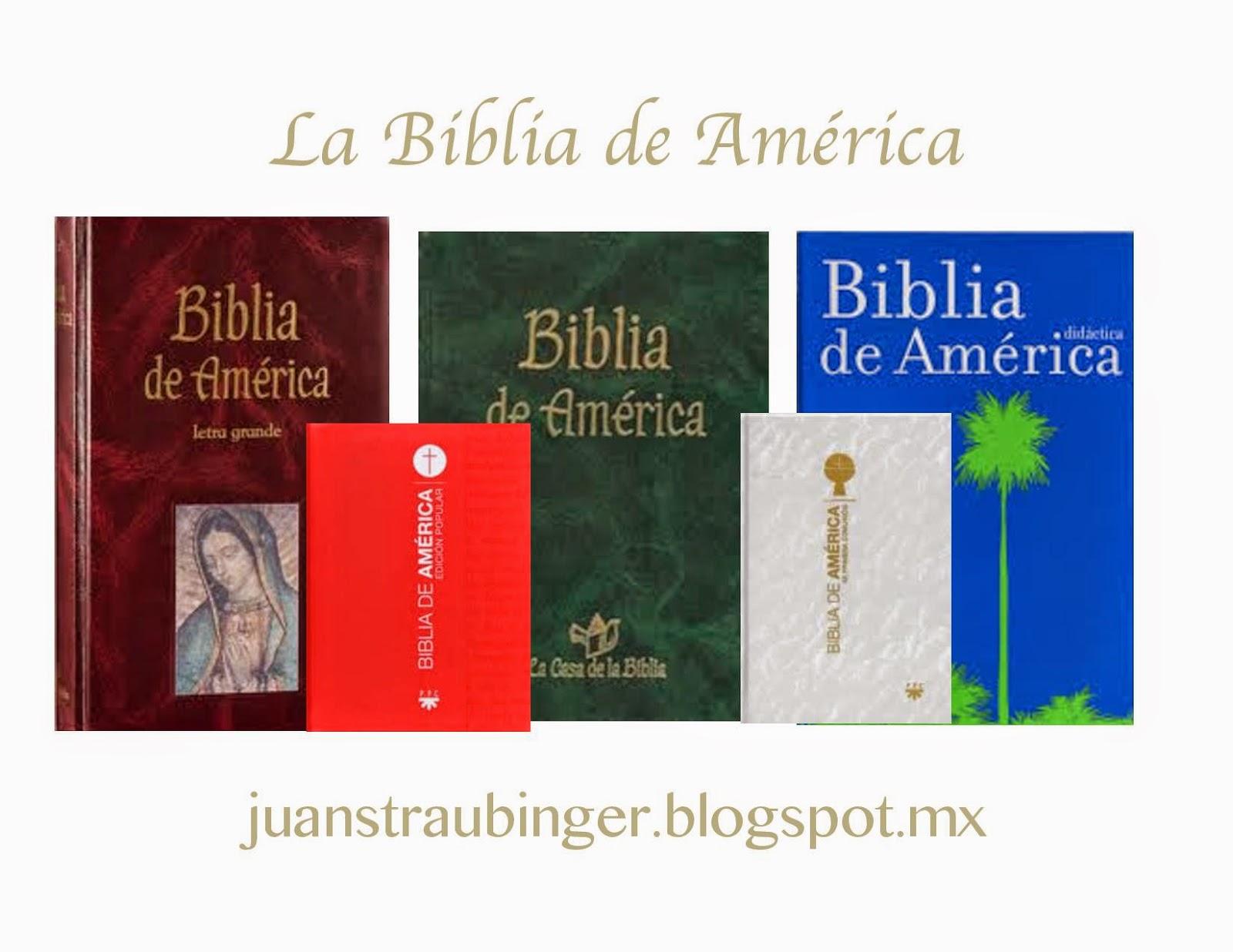 La Biblia en espaol Comentario Bblico