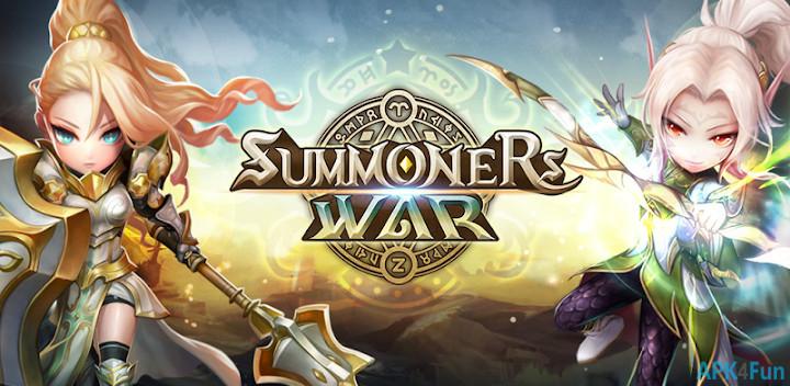 Summoners War 5 0 2 Downloading apk