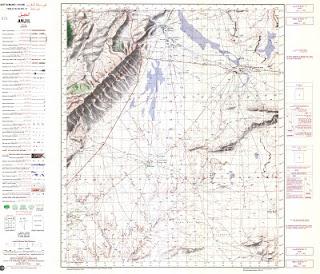 Download Topographic maps of Morocco   Télécharger les cartes topographique du maroc