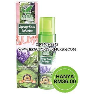 Spray Kaki Berherba D'Herbs