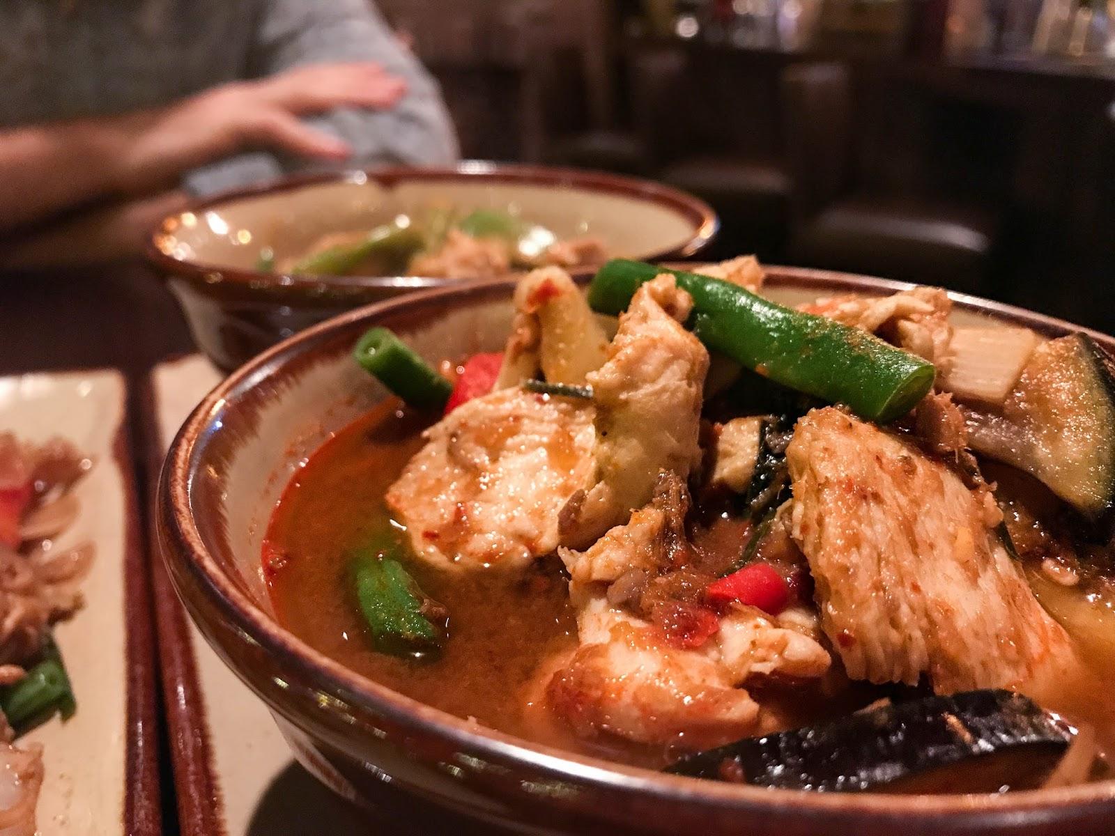 Koh Noi Thai Tapas, Thai Tapas WInchester, Winchester restaurant, Hampshire bloggers