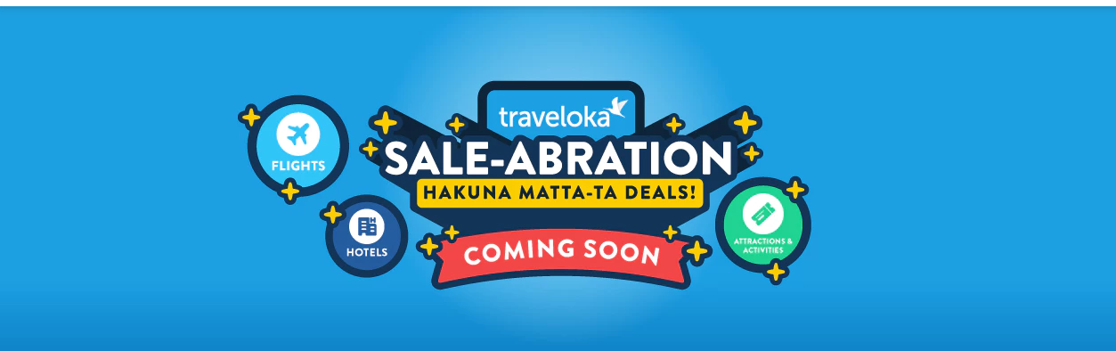 matta fair, matta fair promo, matta fair 2019, traveloka saleabration