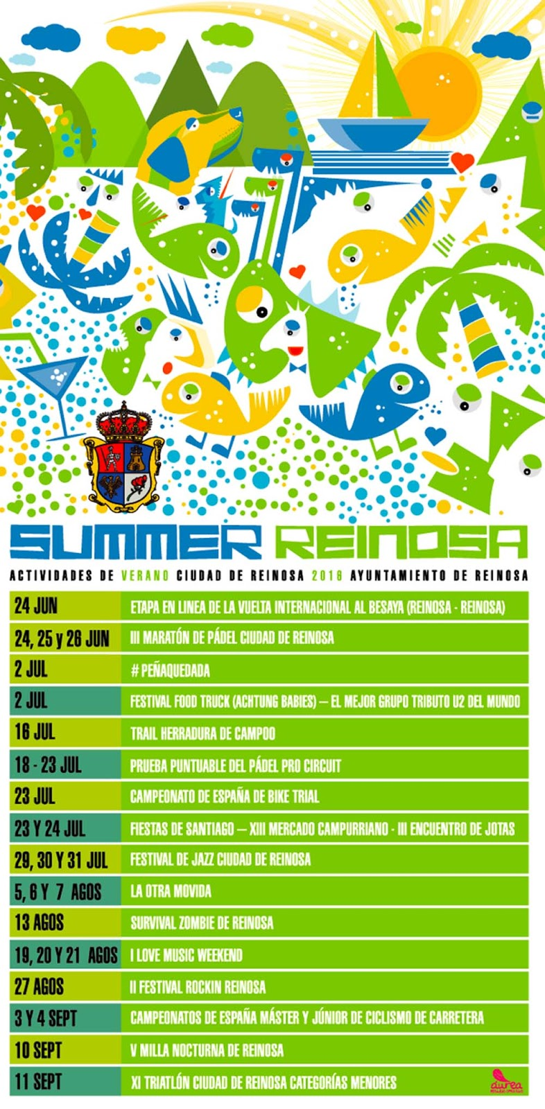 Summer Reinosa 2016