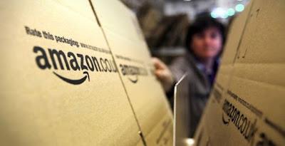buongiornolink - Amazon apre un centro distribuzione vicino Rieti arrivano 1.200 posti di lavoro