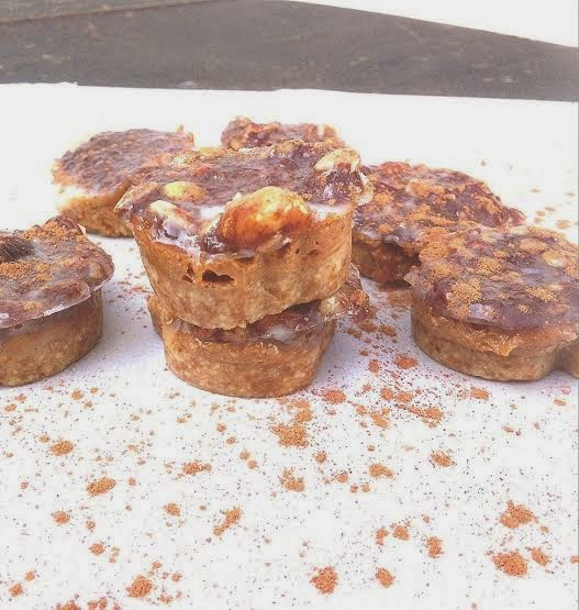 Pumpkin Pecan Bites Recipe: Planks, Love & Guacamole