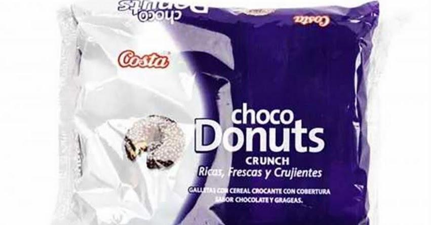 INDECOPI sanciona a MOLITALIA por no informar sobre contenido transgénico de «Choco Donuts»