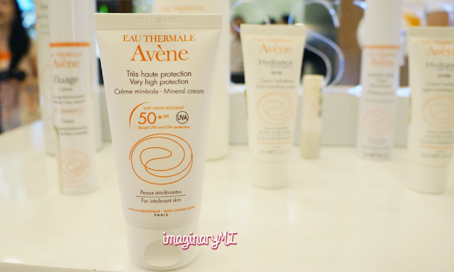 review sunblock avene