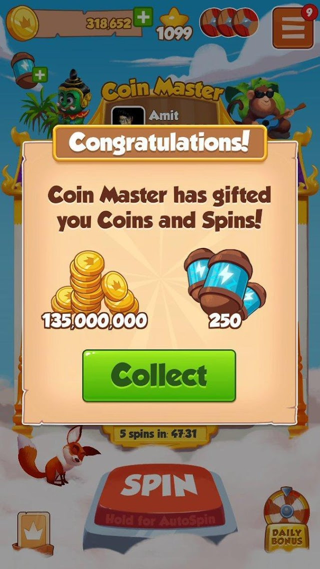 [DAILY UPDATED] Coin Master Daily Free Spins & Coins Links 2019