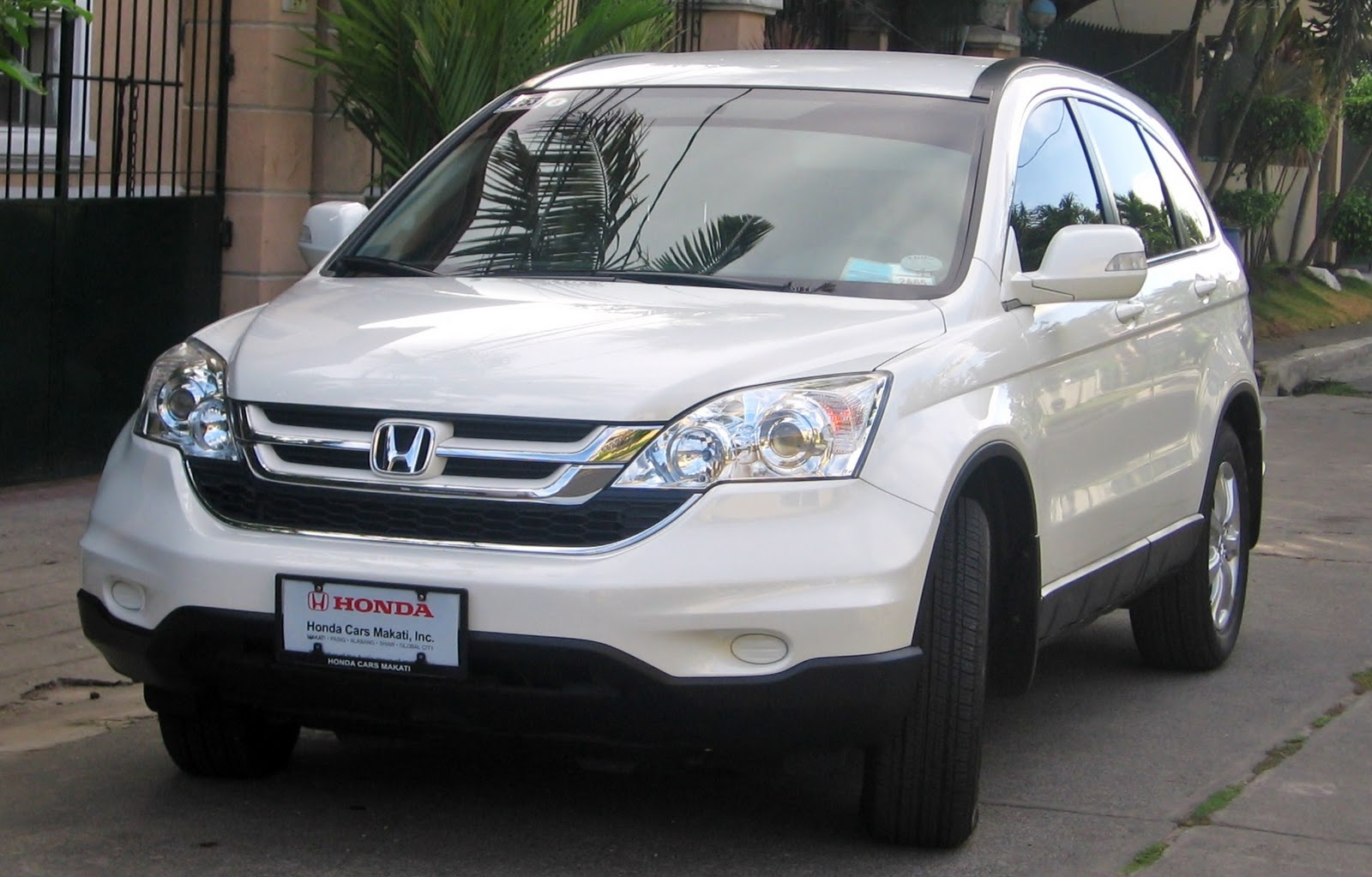New Cars Design: Honda CRV Cars Smoother Exterior Styling
