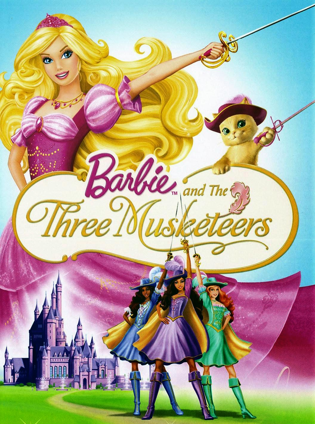 Barbie and the Three Musketeers Complete Movie Part II - video dailymotion