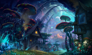 beautiful-mushroom-world-house-colorful-glowing-image-for-children.png