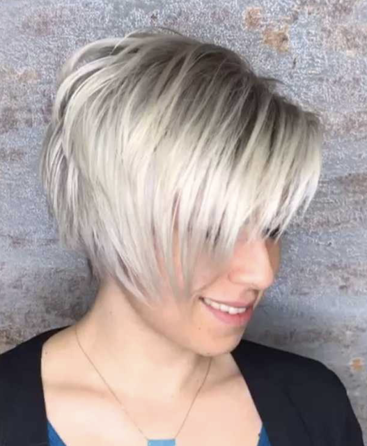 pixie haircut gallery 2019