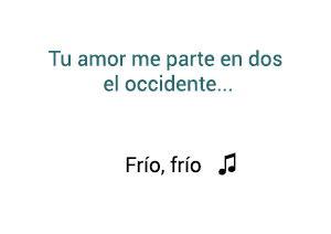 Juan Luis Guerra Romeo Santos Frío Frío significado de la canción.