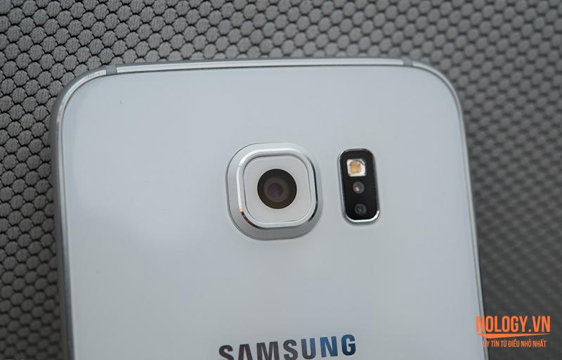 Thiết kế camera của Samsung Galaxy S6 cũ