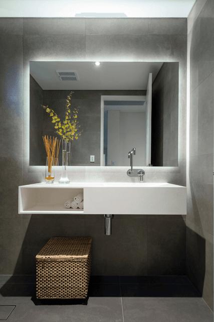 Bathroom Mirror Ideas with Mutuality Design 2