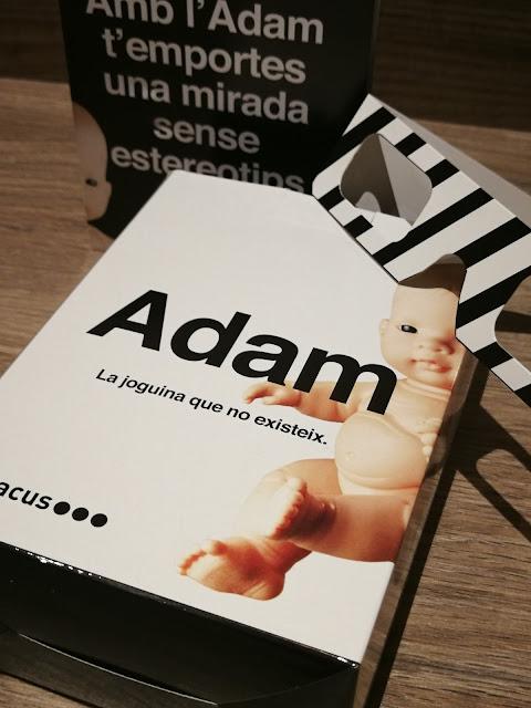 campaña Abacus el juguete que no existe