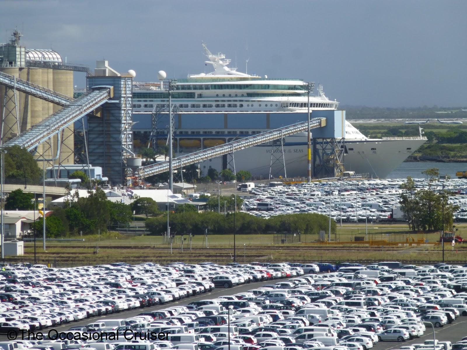 Fisherman S Island Cruise Terminal Brisbane