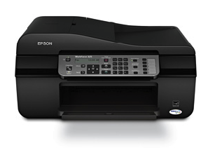 Epson WorkForce 325 Driver Free Download