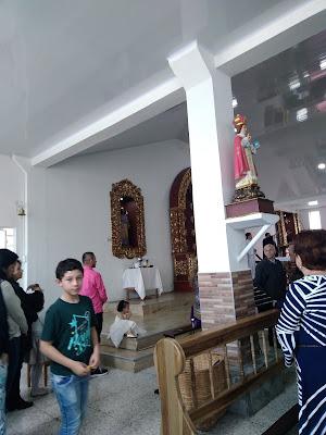 Iglesia barrio la Sultana