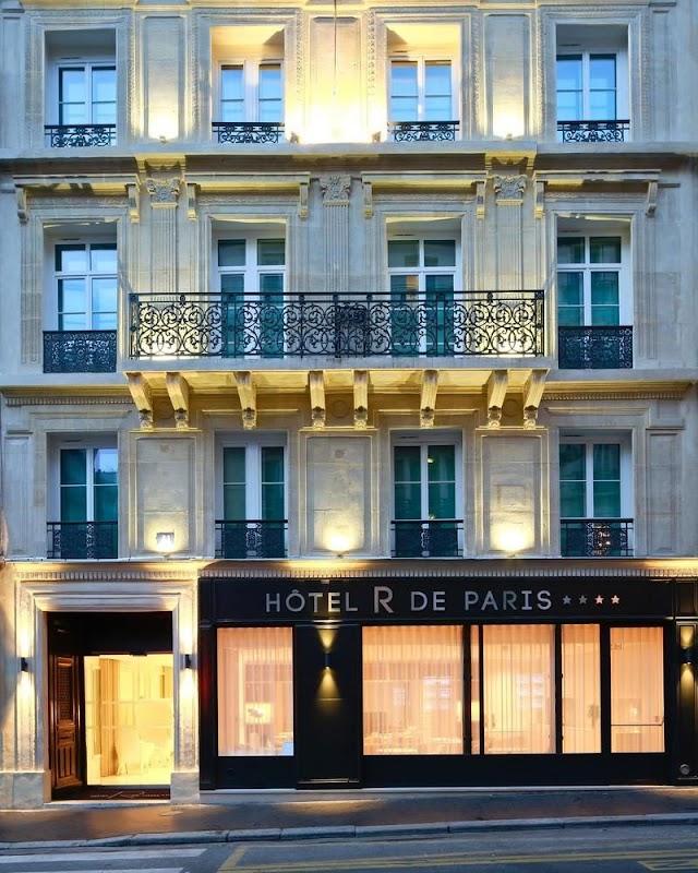 HOTEL R DE PARIS REVIEW