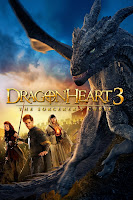 Dragonheart 3: The Sorcerers Curse (2015) online y gratis