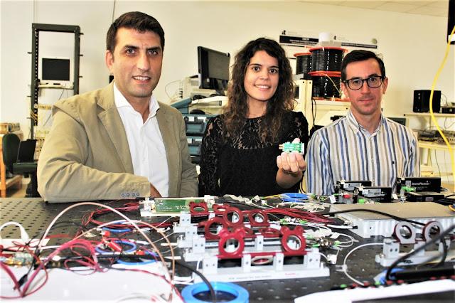 Tecnologia fotónica da Universidade de Aveiro permite Internet (verdadeiramente) global