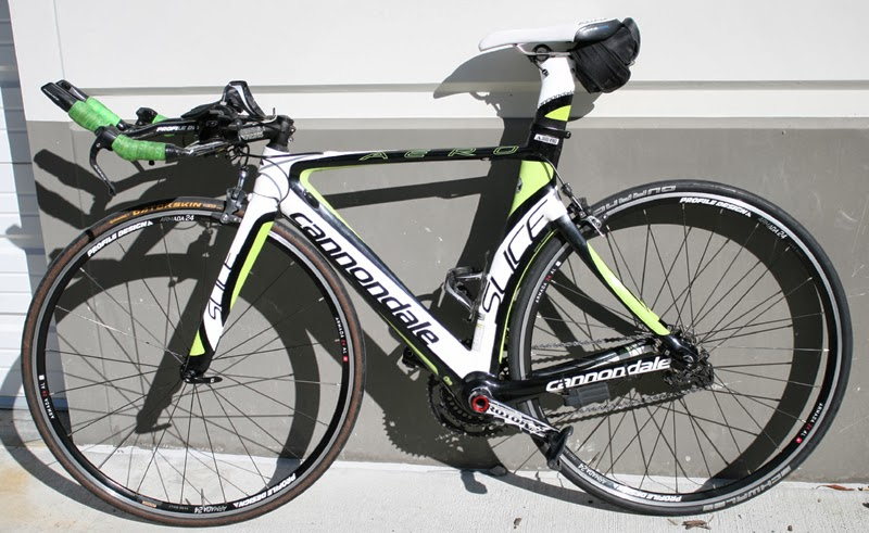 143e872815d Charisa Wernick: Cannondale Slice versus Slice RS