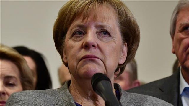 German Chancellor Angela Merkel skeptical about leading minority government