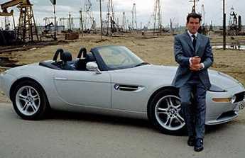 Inilah Mobil Keren Yang Pernah Digunakan James Bond