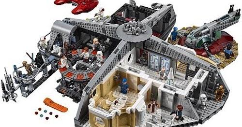 LEGO Star Wars announces Betrayal at Cloud City