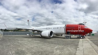 Norwegian_Boeing_737-8_MAX. foto: Edward Russel-Wikipedia CC-BY 2.0