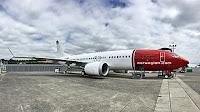 Norwegian_Boeing_737-8_MAX. foto: Edward Russel-Wikipedia CC-BY 2.0