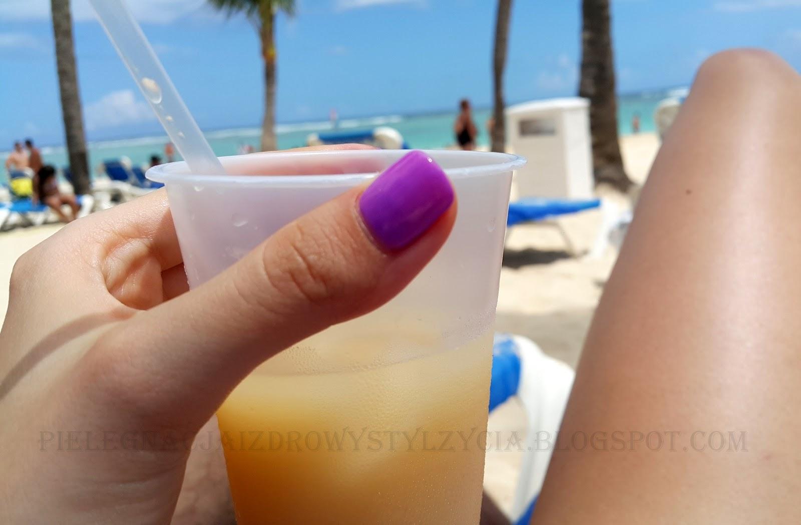 Pina Colada najlepiej smakuje na Karaibach!