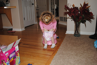 Potty Training Where To Start Pink Princess Pull Ups Is