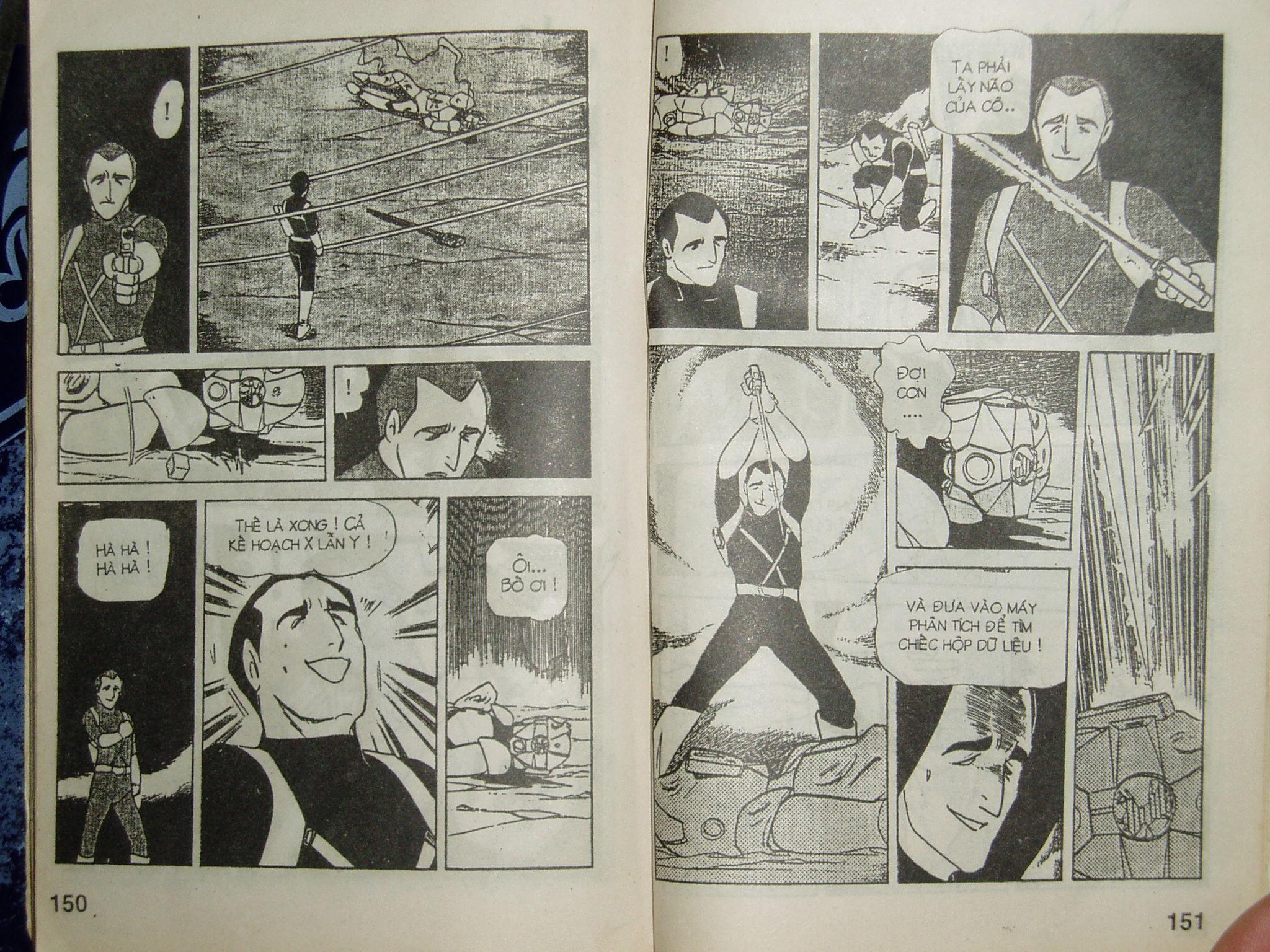 Siêu nhân Locke vol 16 trang 73