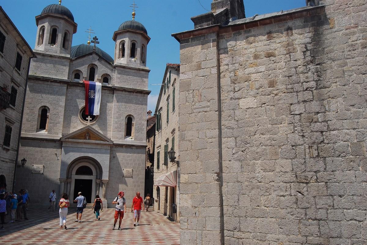 église Saint-Nicolas Kotor