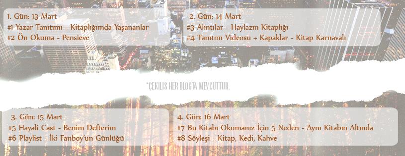 """""""Devrim19 - Kitap Kurtları ile Blog Turları #3"""" Yorum+Cast ..."""