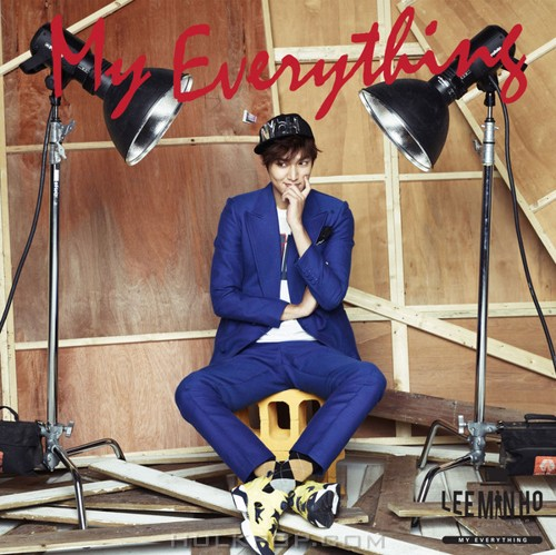 Lee Min Ho – My Everything – EP (ITUNES PLUS AAC M4A)