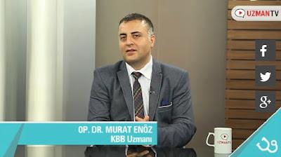 Dr.Murat Enöz  - ENT Doctor Istanbul - KBB uzmanı