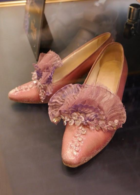Sugar Plum Fairy shoes Nutcracker Four Realms