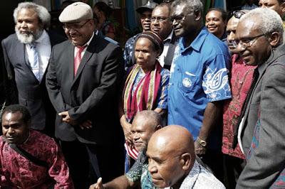 Amunggut Tabi: ULMWP Akan Dikecilkan NKRI Sebagai Sekelompok Orang Papua di Luar Negeri Saja