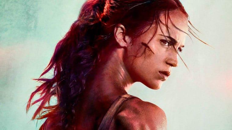 Trailer do novo filme com lançamento marcado para amanhã — Tomb Raider