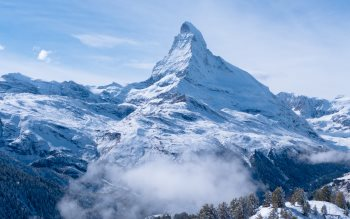 Wallpaper: Swiss Alps