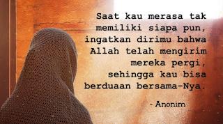 Kata Kata Yang Menyentuh Hati Tentang Kesabaran Wanita Muslimah
